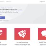 social share promo
