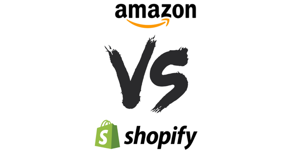 Shopify vs Amazon – Great Ecommerce Comparison