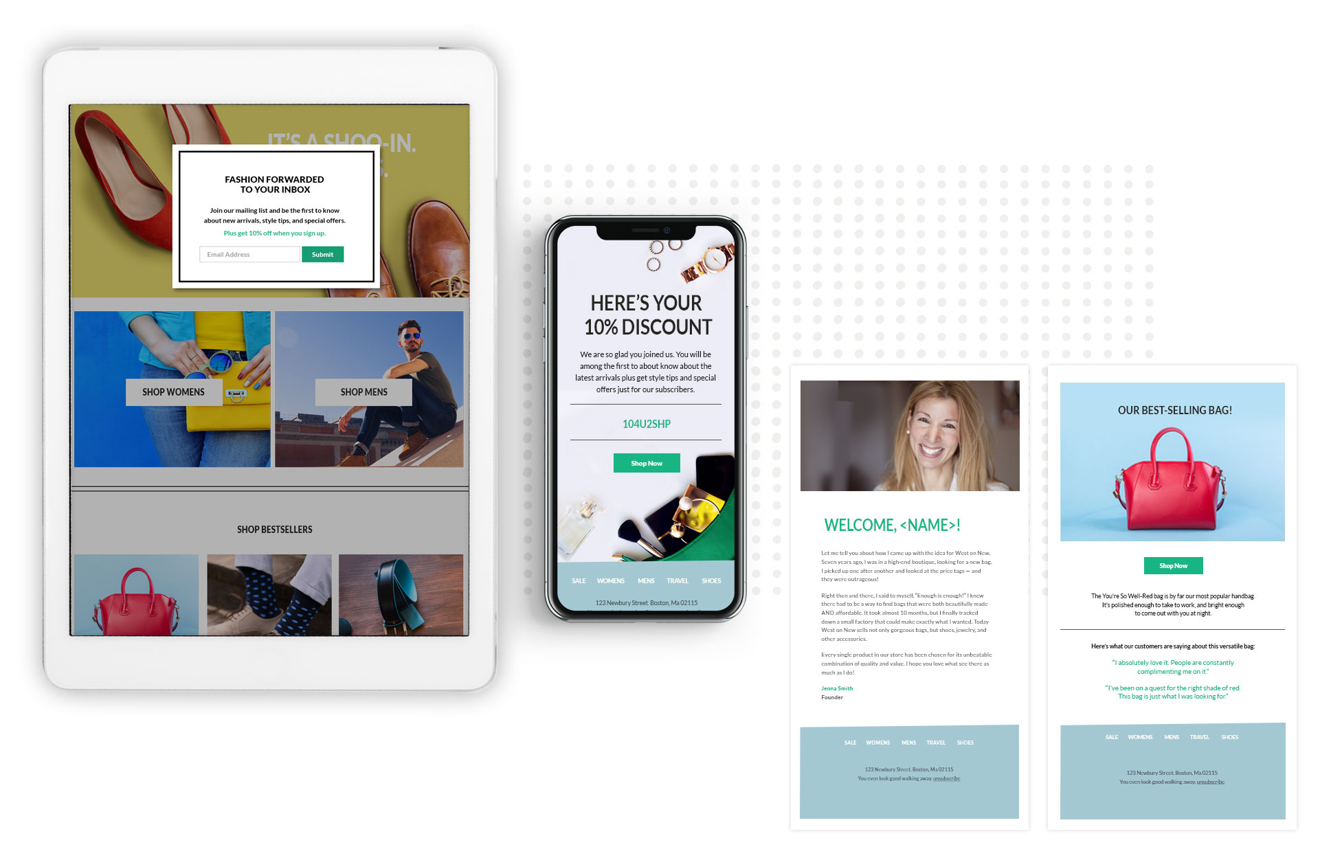 FREE Shopify Email Templates