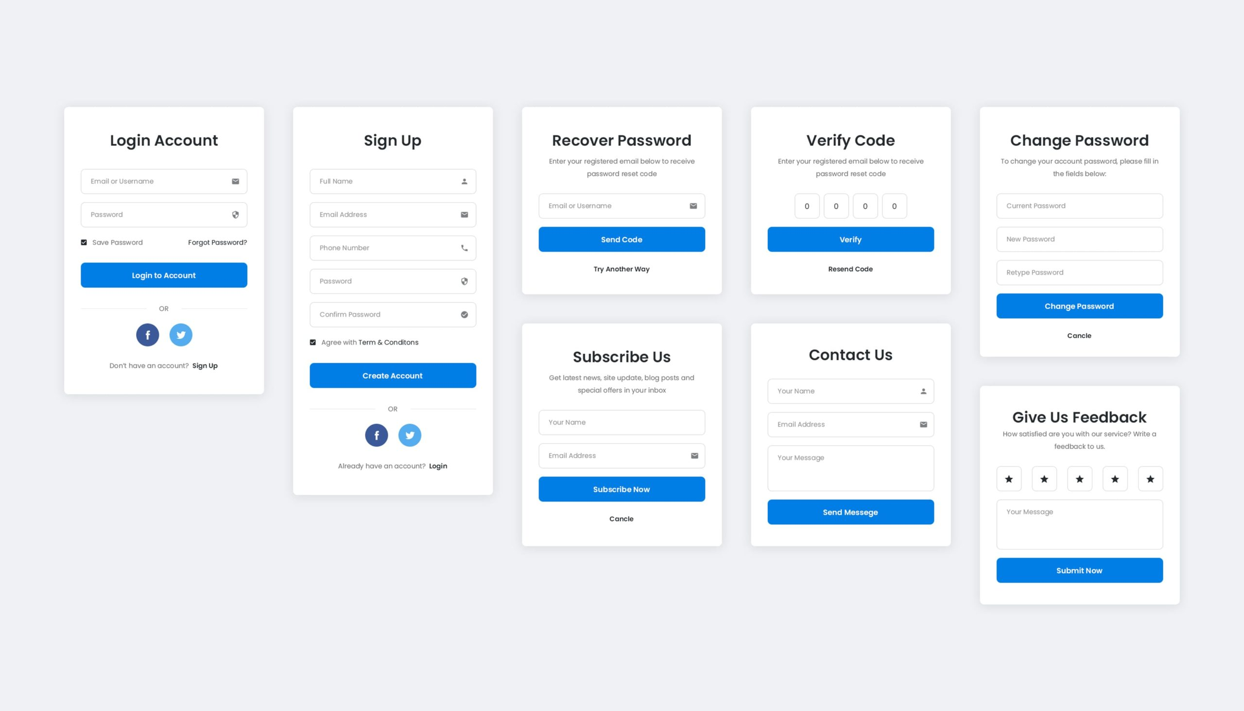 Adding a Custom Form to a Page