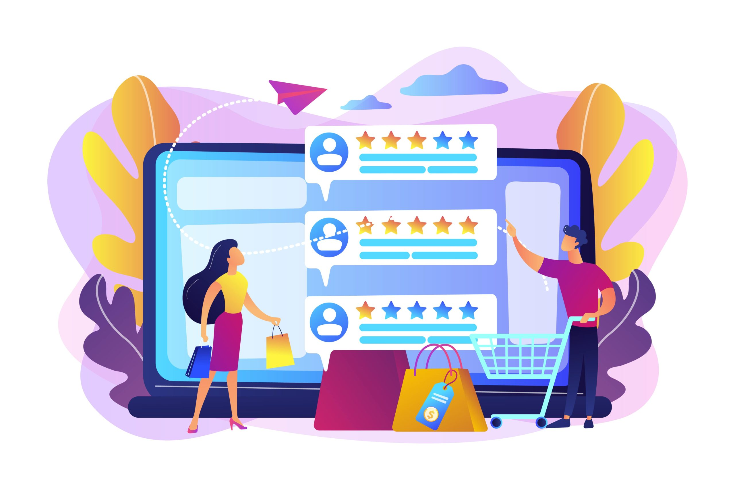 How to Add Review Stars to Collection Templates