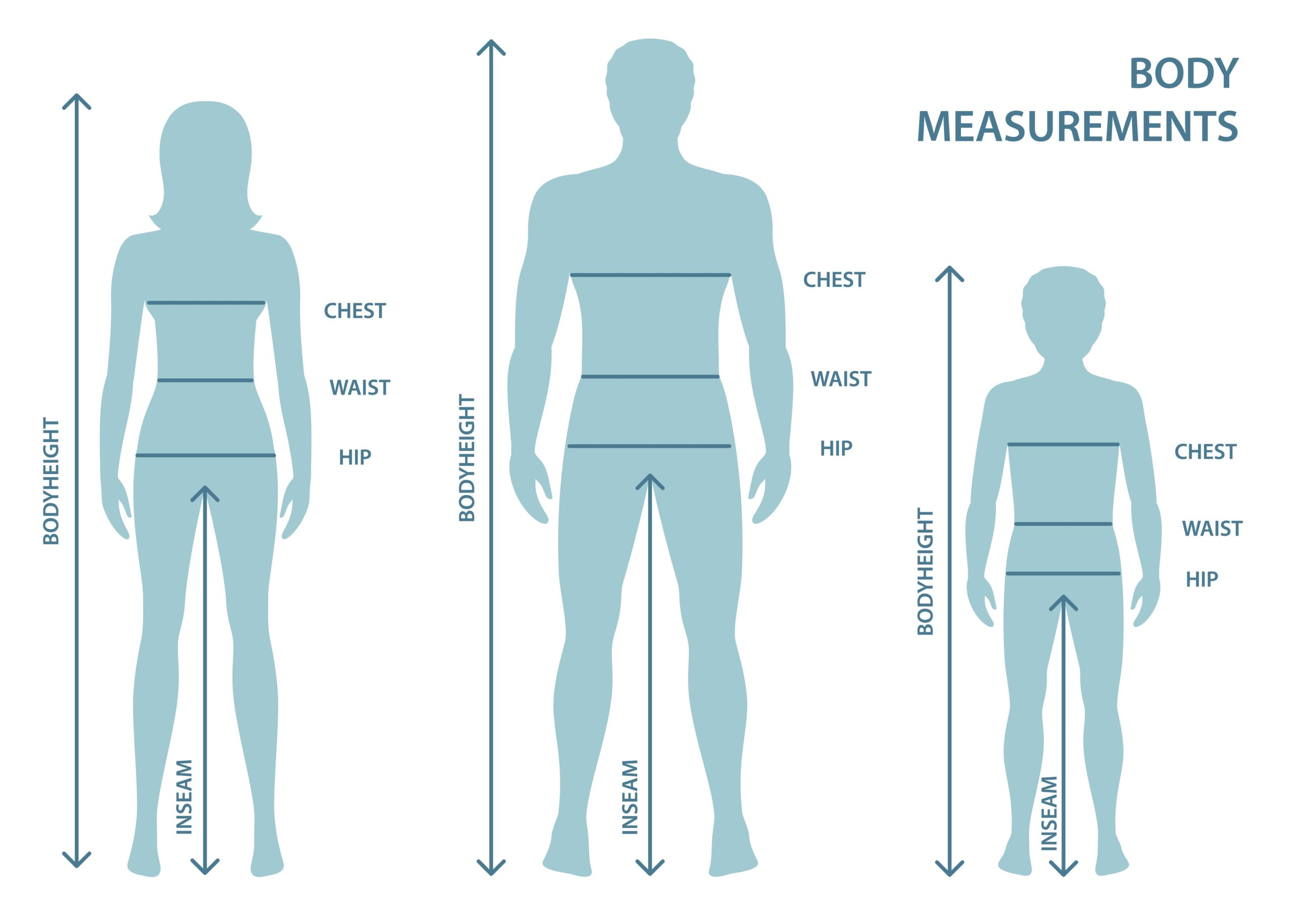 How to effectively add a size chart to products in Shopify
