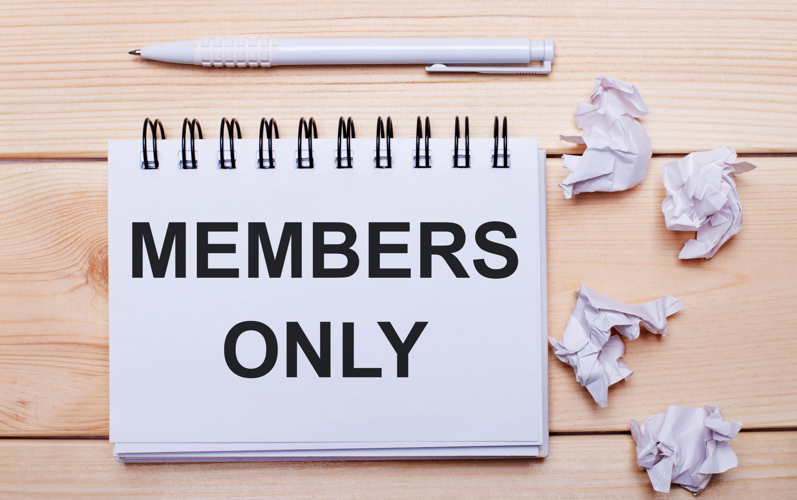 Easily implement a members-only area in Shopify