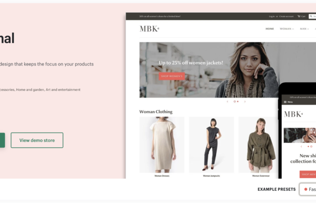 How to easily remove the vendor name from product pages in the Shopify Minimal theme
