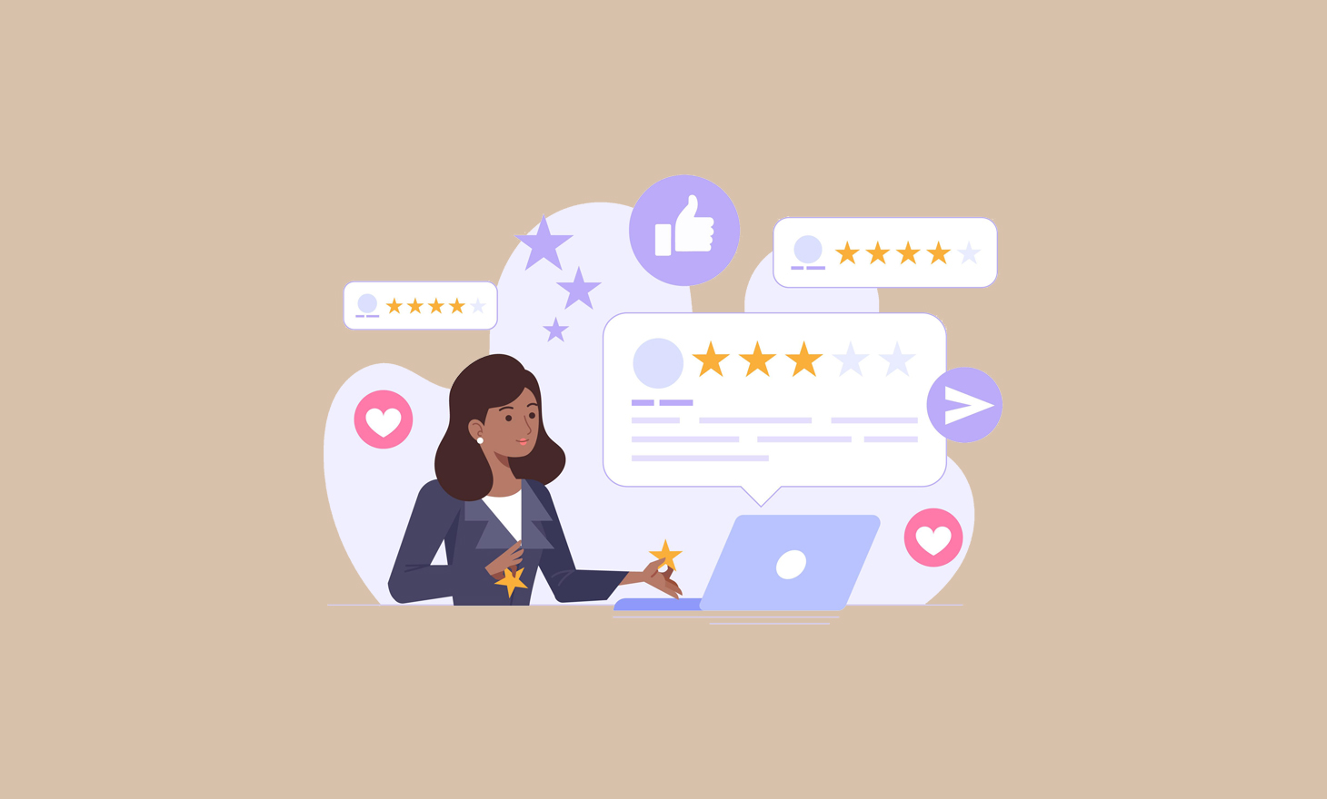 How to effectively send review requests after purchase using 3 apps in Shopify